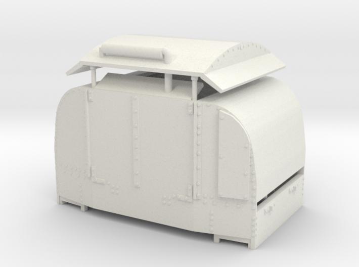 B-1-43-protected-simplex 3d printed