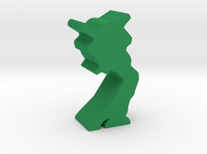 Game Piece, Zentroid Assault Pod 3d printed
