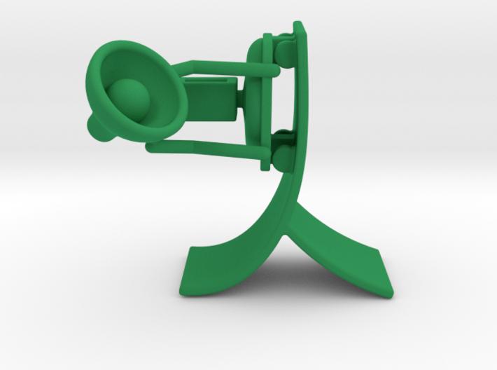 Lala - Skating in Air - DeskToys 3d printed