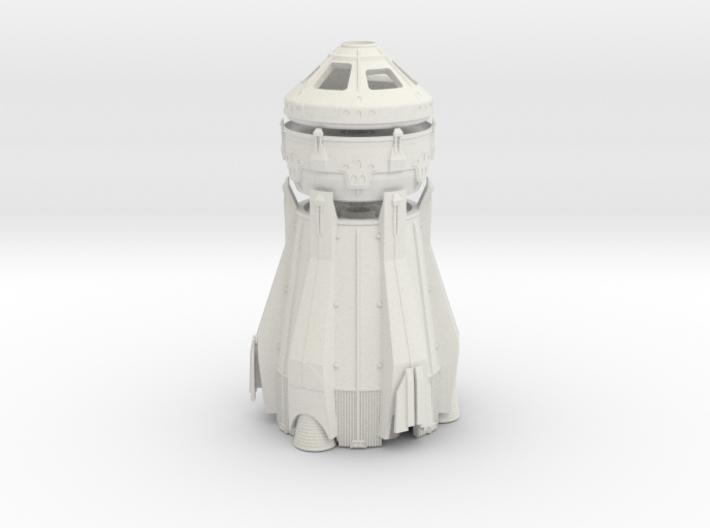 1/72 NASA/JPL ARES MARS ASCENT CONVERTIBLE 3d printed