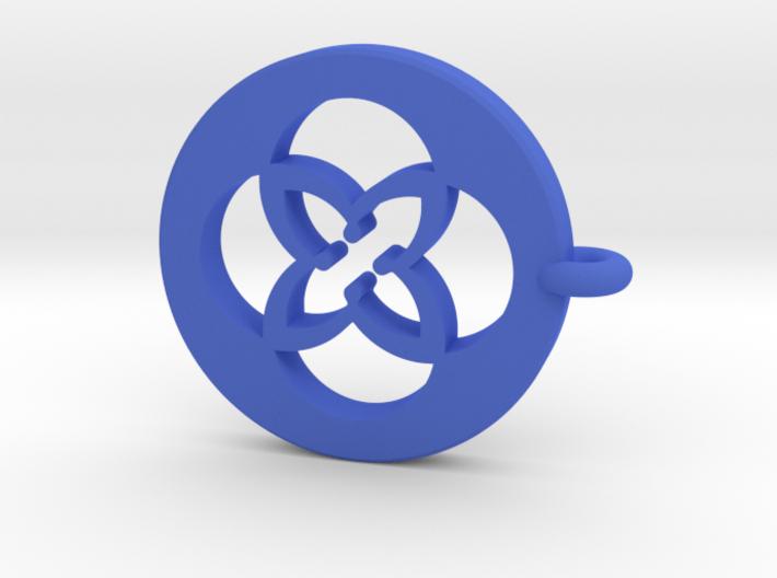 TU Earing Plastic - alternative model 3d printed