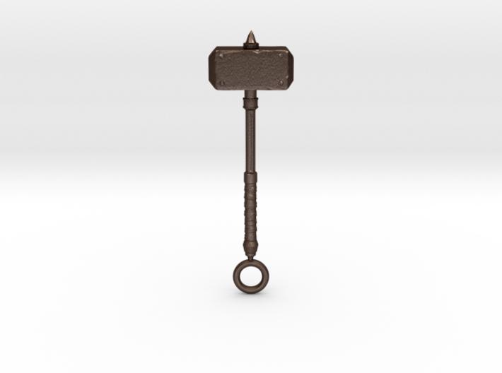 Wrath Hammer Pendant (MKX) 3d printed