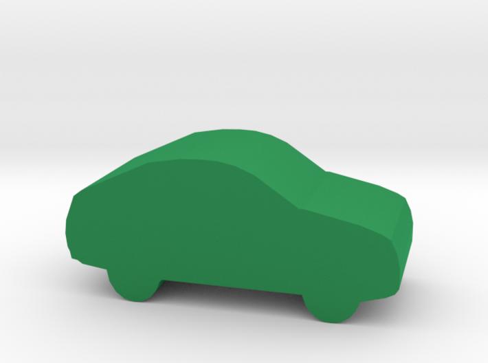 Game Piece, Car 3d printed