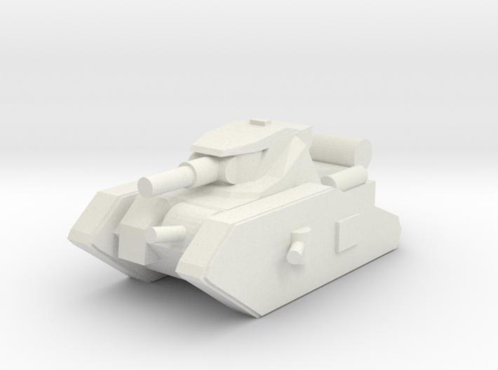 [5] Heavy Tank 3d printed