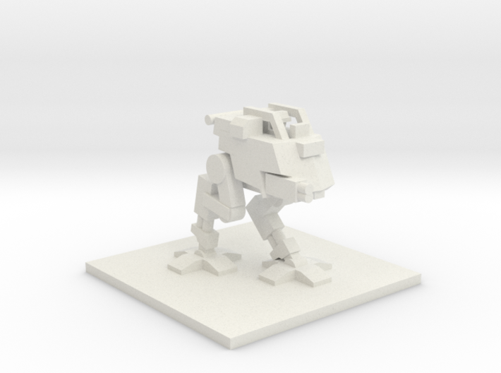 [5] Airborne Close Support Walker 3d printed
