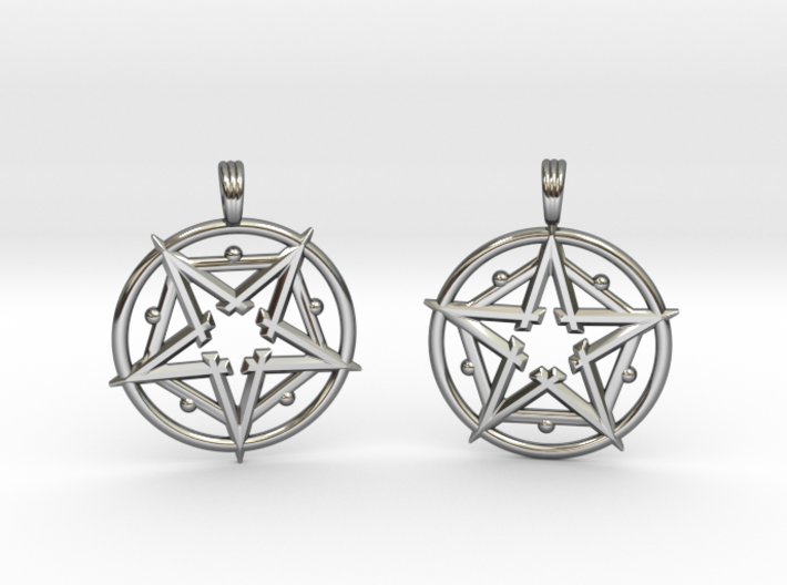 HARMONIC ESSENCE (PAIR) 3d printed