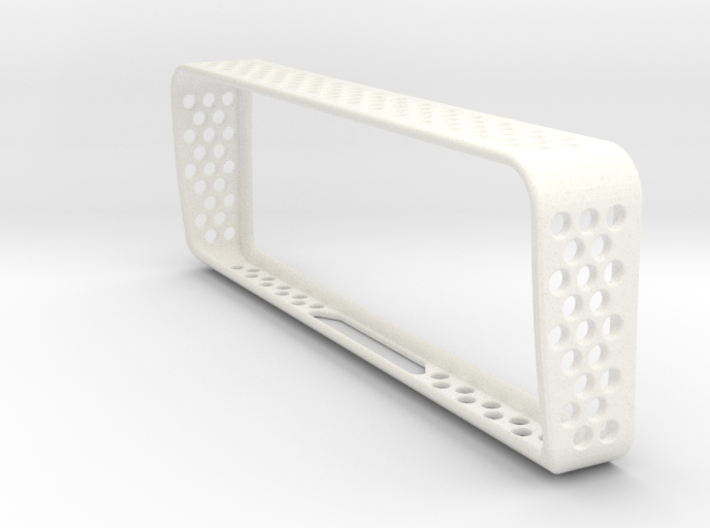 VW T5 California - Console Unit Protection V2 3d printed