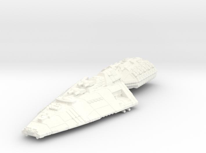 Battlestar Spear 3d printed