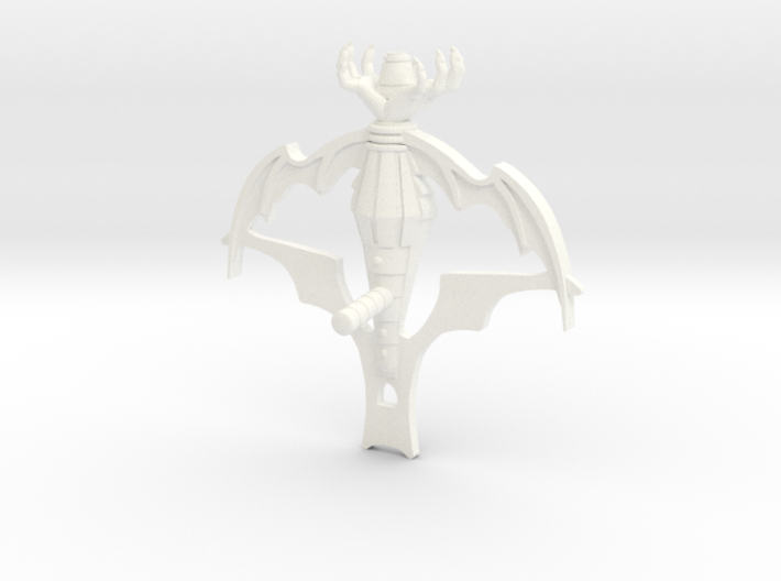 Weaver Crossbow 1 3d printed