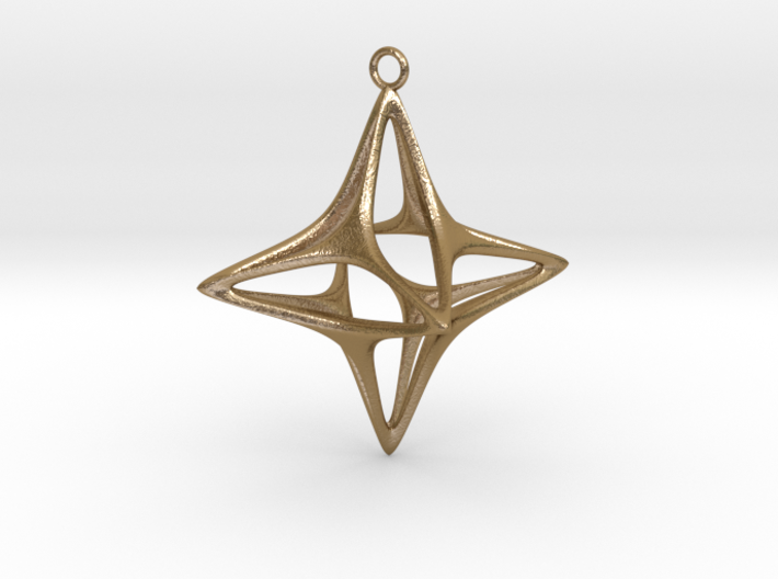 Christmas Star No.1 3d printed