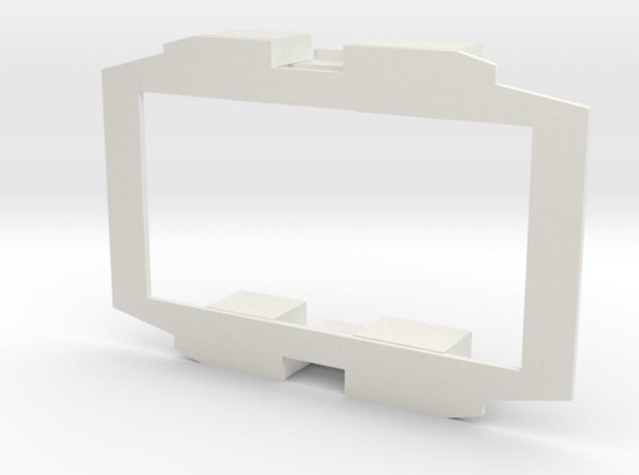 B-1-43-simplex-baseplate 3d printed