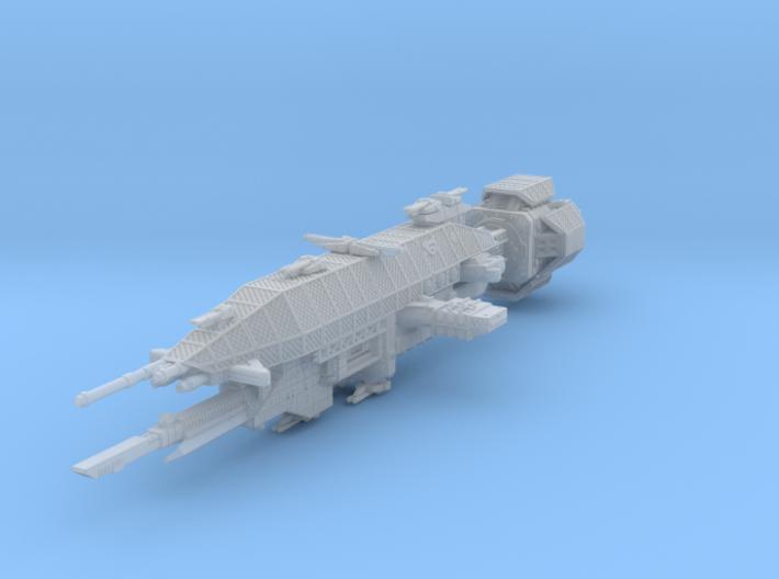 EA Advanced Destroyer Fleet Scale 3d printed