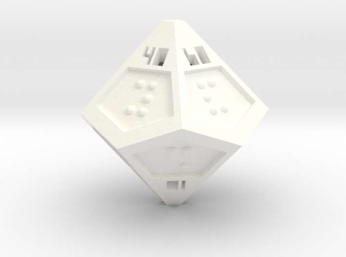 Braille D100 3d printed