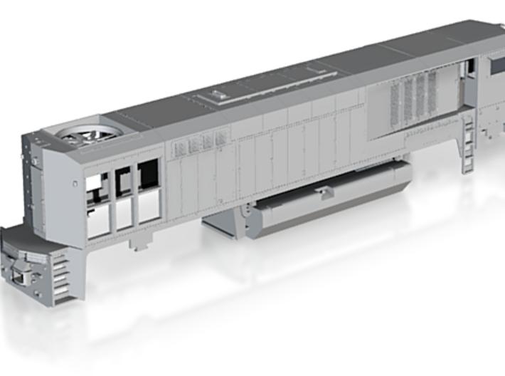 HR-616 HO scale 3d printed