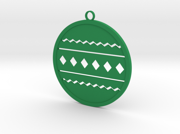 Christmas Ball 3d printed