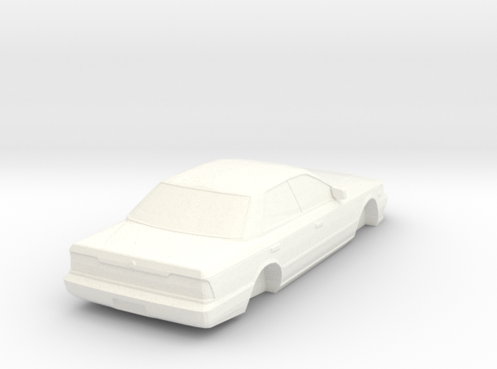 HO Scale 1989-1993 Nissan Laurel C33 3d printed