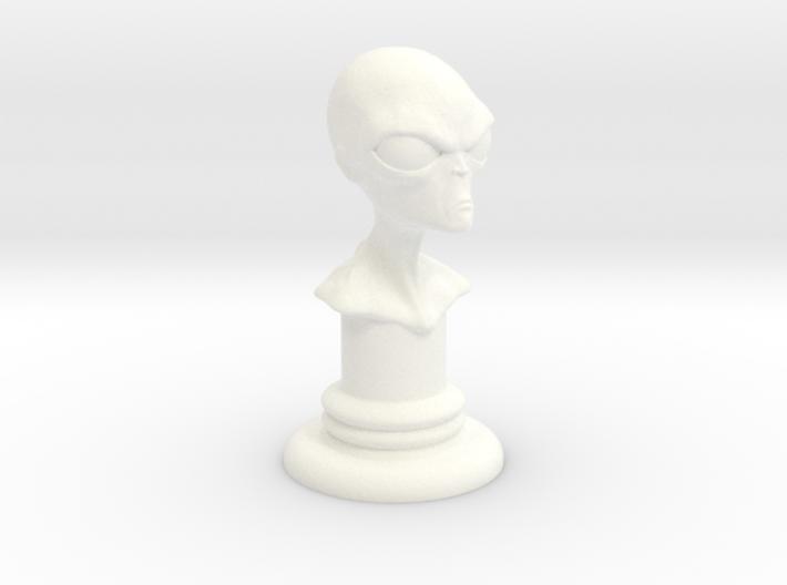 Alien-04 3d printed