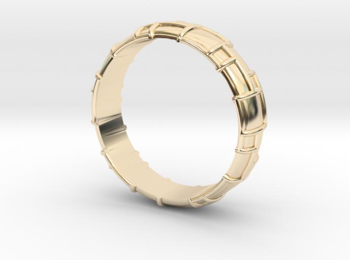 Ring Wedding 3d printed