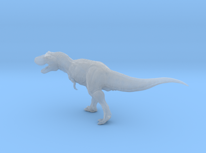 Tyrannosaurus Rex 1/144th Scale DeCoster 3d printed