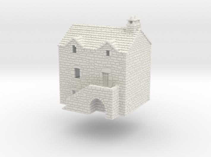 NvML01 Cevennes Village 3d printed