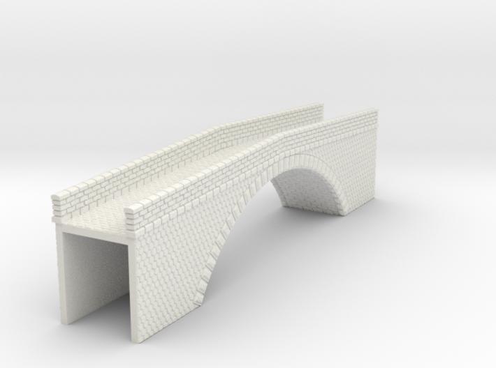 NPRT11 Road bridges over railway 3d printed