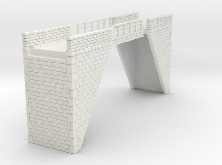 NPRT21 Road bridges over railway 3d printed