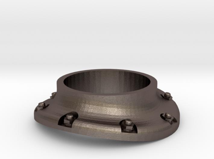 Smoke Stack Bottom Ring 3d printed