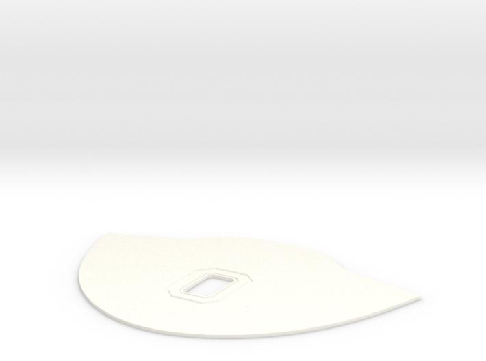 Block O Drip Plate for Keurig B50 B60 3d printed