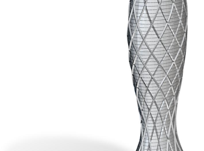 Anki & Guild Cityscape - The Balloon 3d printed