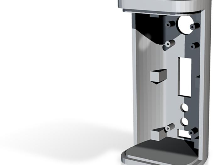 customized e-cigarette box mod for yihi sx350j chi 3d printed customized e-cigarette box mod for yihi sx350j chip - body part