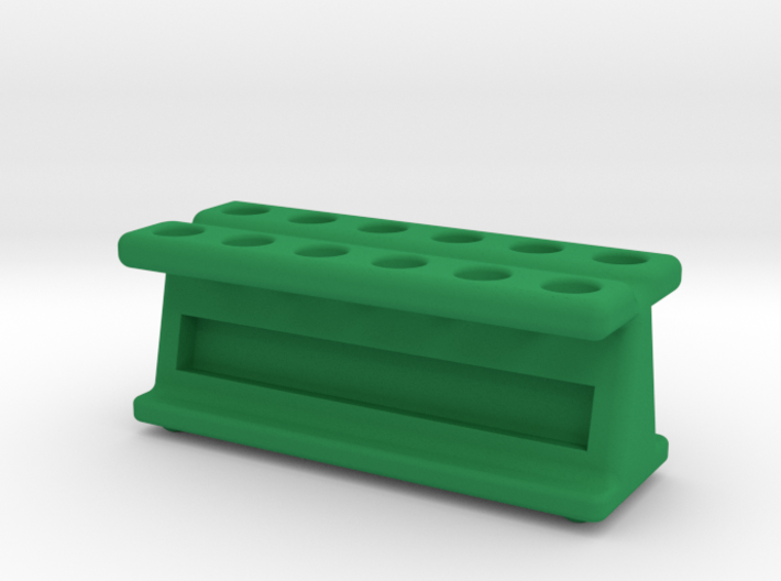 New and Improved! 12 Tube Mag Stand V2 3d printed