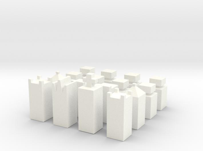 Cubify 3d printed