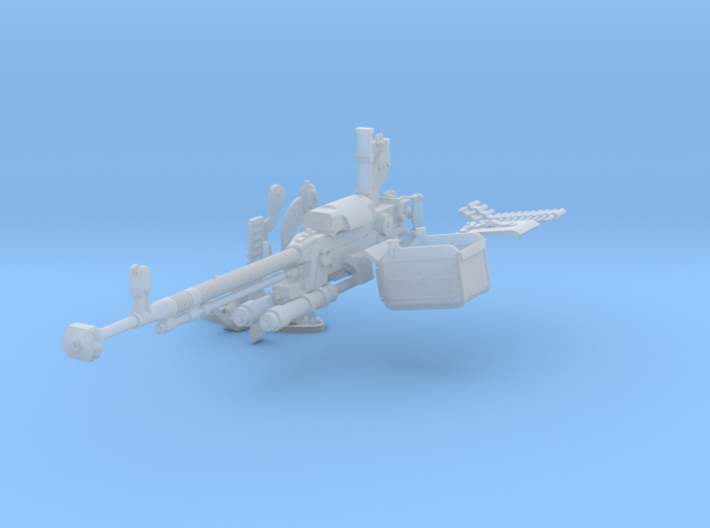 1-16 DSHK Dushka For WWII Tanks 3d printed