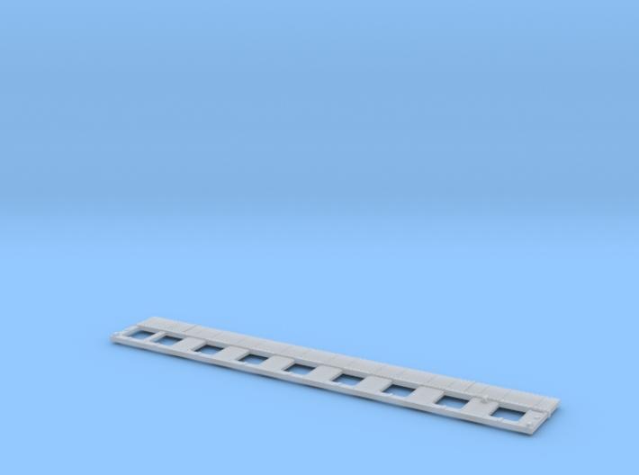 N scale Skagensbanen M1 Part 1 of 3 3d printed