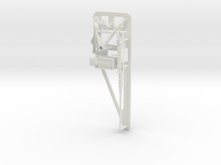 Single M50 Cuploa mount 1/18 3d printed