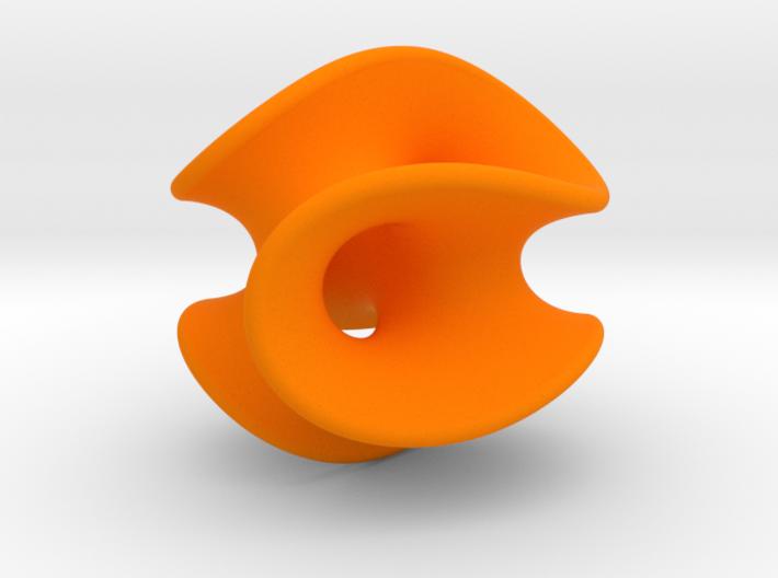 Chen-Gackstatter Surface 3d printed