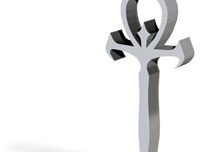 Vampire The Masquerade - Independent Ankh Pendant 3d printed