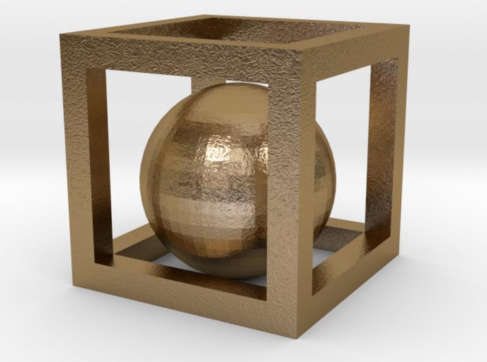 Ball-in-a-Box 3d printed
