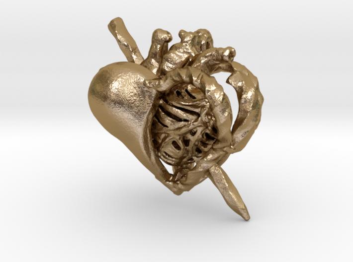 Iron Heart Gothic Lolita Perfume Diffuser 3d printed