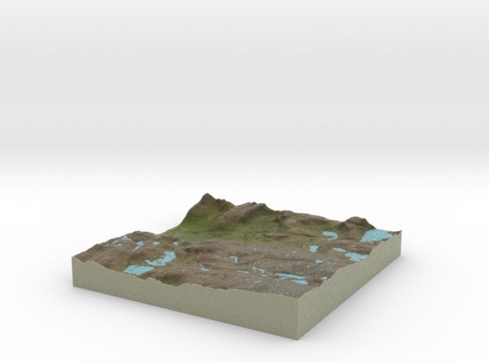 Terrafab generated model Sun Nov 15 2015 21:13:51 3d printed