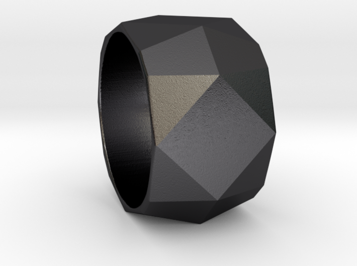 CODE: WP36 - RING SIZE 7 3d printed