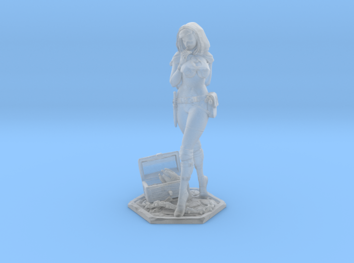 Female Thief 2inch 3d printed