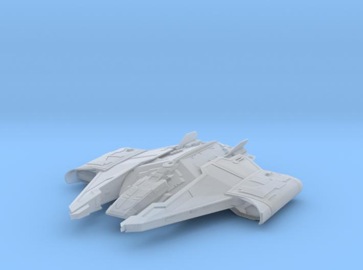 Wildhorse Class HvyEscort 3d printed