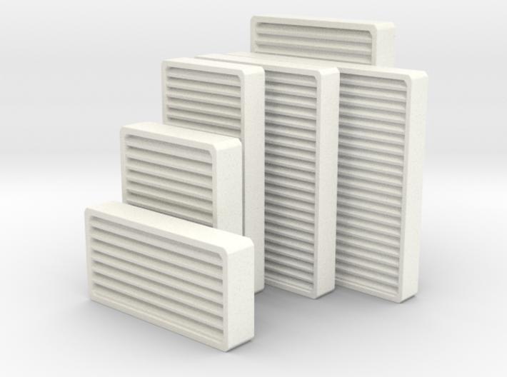 1/18 USN Ventholes 3d printed