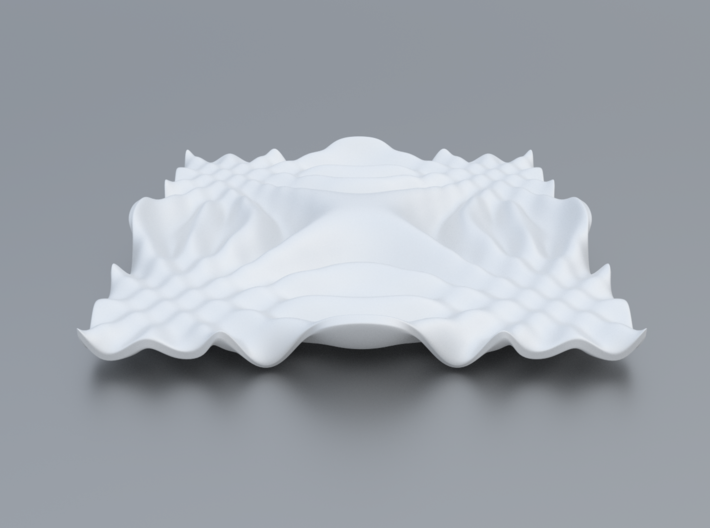 Mathematical Function 9 3d printed