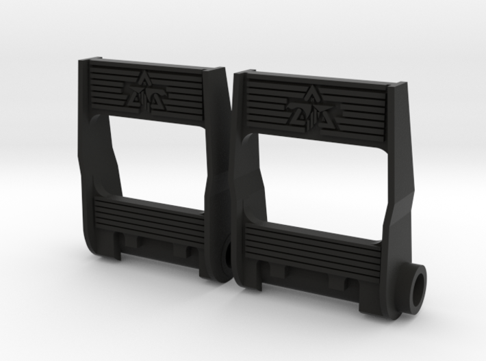 F86 Pedals 3d printed