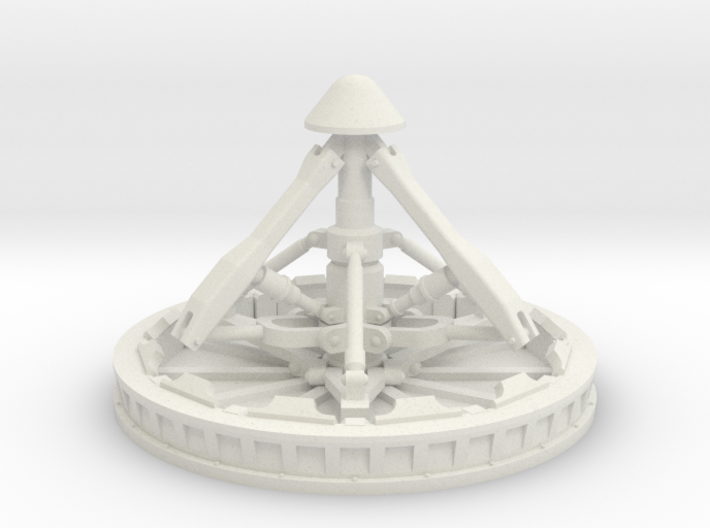 CM Docking Mech 1:10 Scale 3d printed