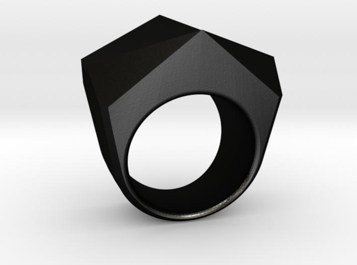 CODE: N12 - RING SIZE 7 3d printed