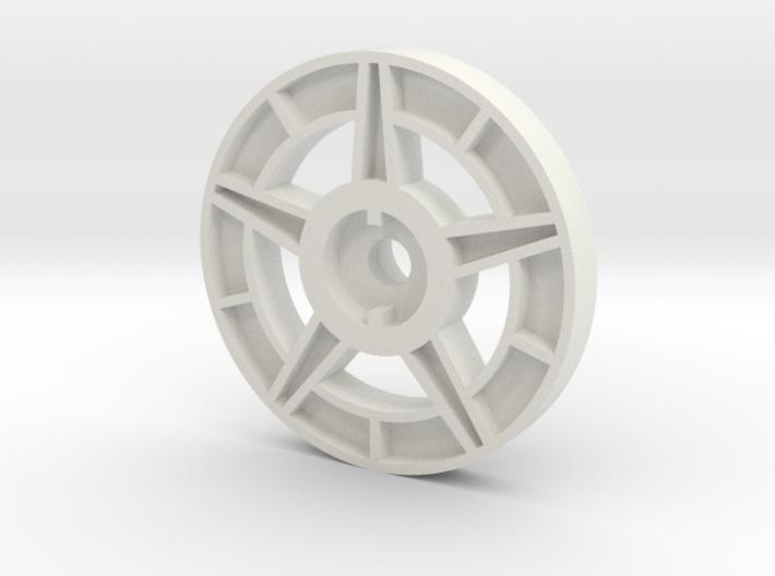 1/16 Idler Wheel E-100 Part 2 3d printed