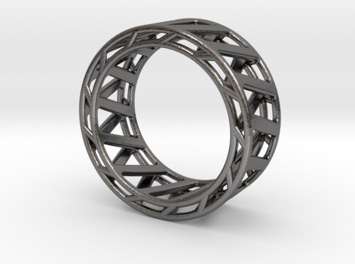 Dynamic Ring  3d printed